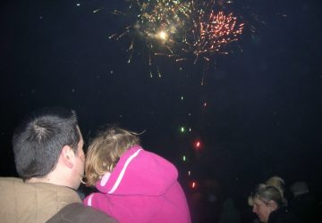 Guy Fawkes, babymoon, fireworks, family life