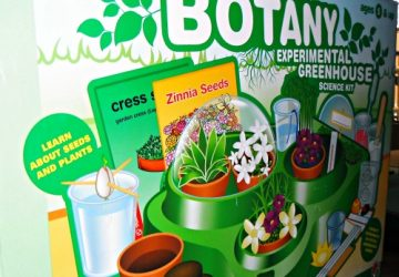 Little Labs Botany Indoor Greenhouse Science Kit