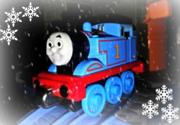 Thomas and Friends: Merry Christmas Thomas! DVD review