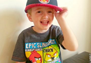 Angry Birds outfit