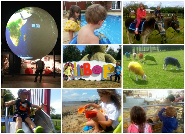 Summer holiday highlights, days out