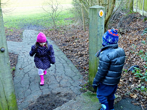 Children walking, Country Kids, country walk, fresh air