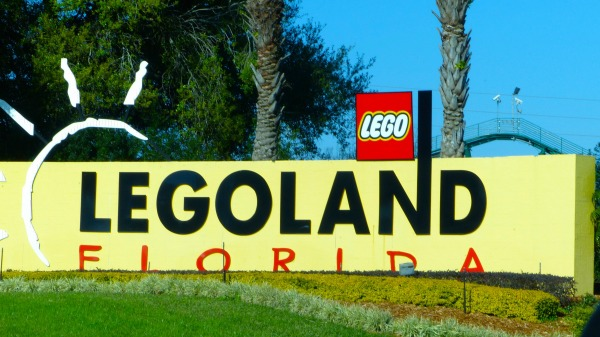 LEGOLAND Florida Sign