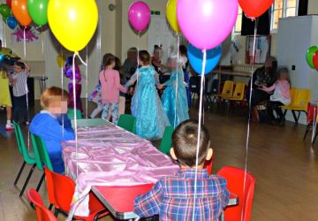 planning a child's birthday party