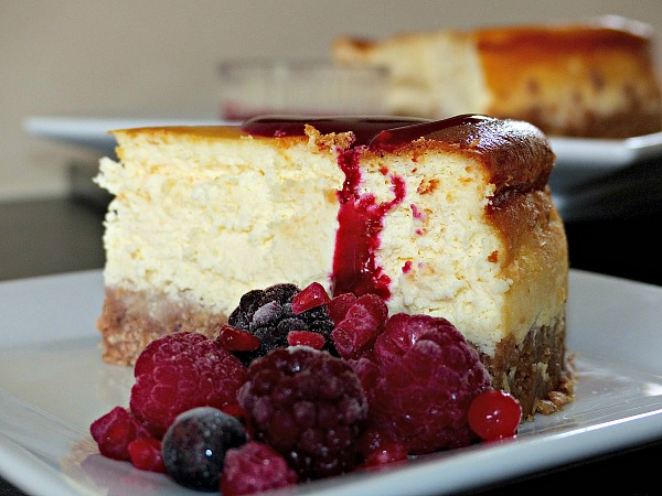 New York cheesecake, recipe