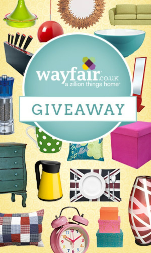 Win £50 Wayfair.co.uk voucher