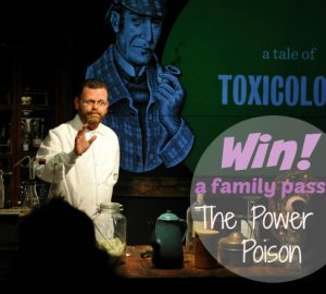 The Power of Poison exhibition