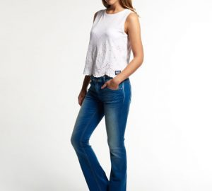 Style your jeans, denim