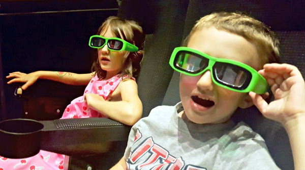 Finding Dory, Specsavers, Disney, 3D glasses