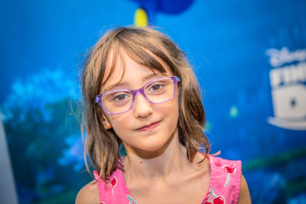 Finding Dory, children's glasses, Specsavers