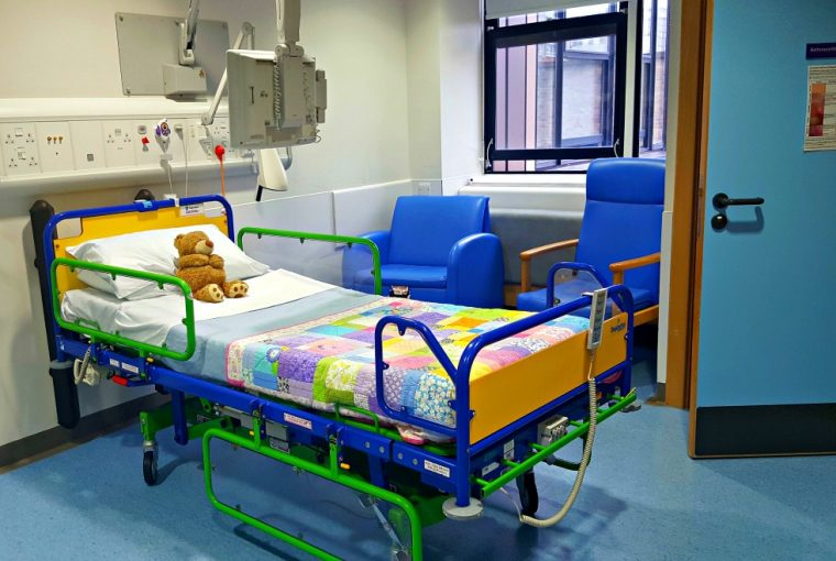 Great Ormond Street Hospital, lucky to have the NHS