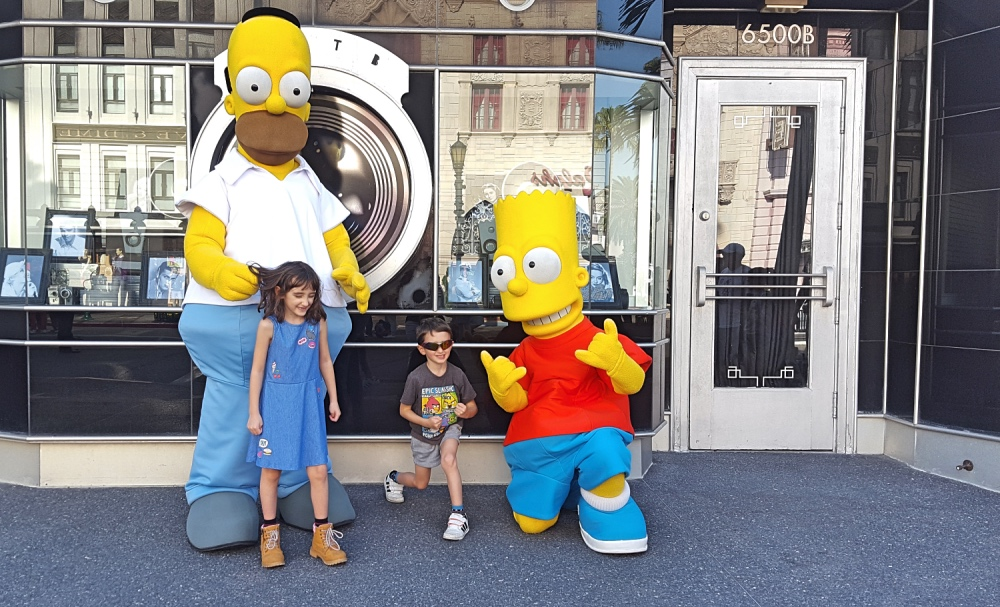 The Simpsons, Universal Studios, Universal Orlando Resort