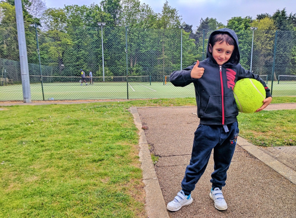 Tennis for Kids, why children should play ten