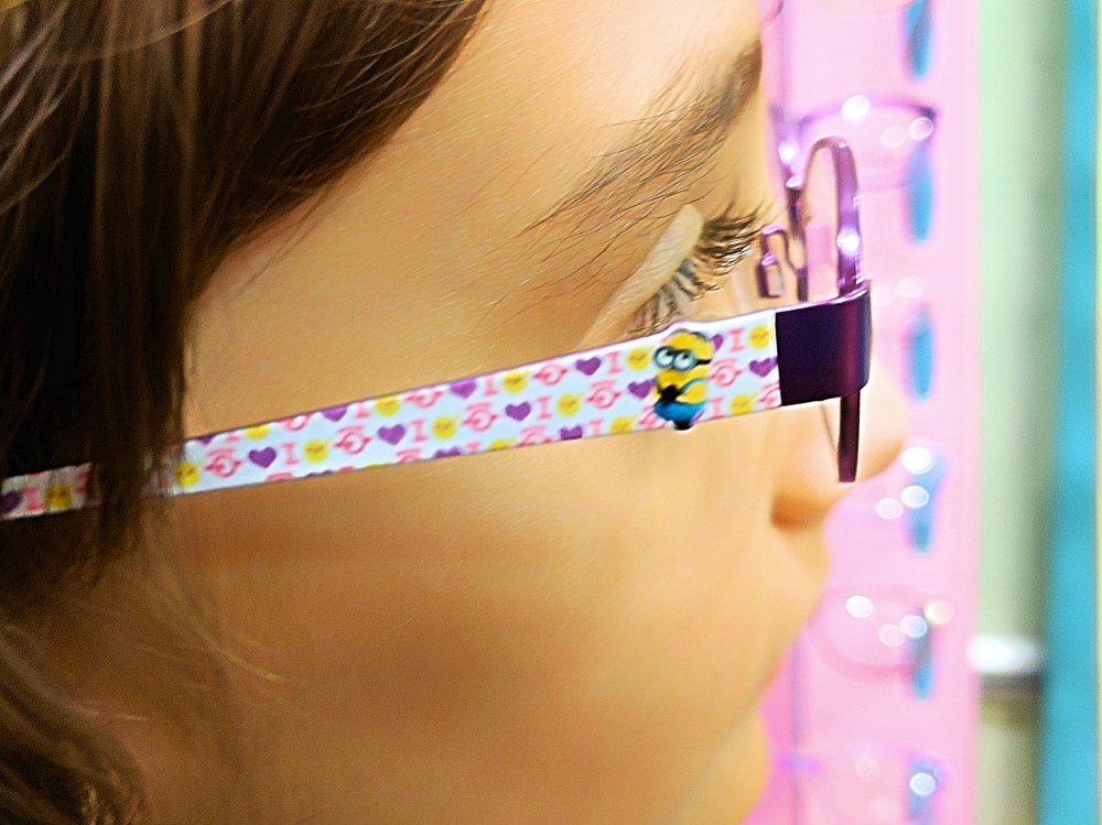 Despicable Me 3 glasses for kids