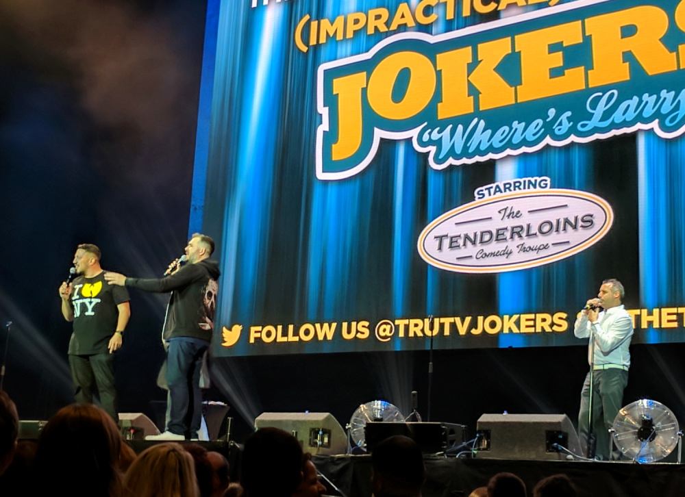 Impractical Jokers Where's Larry
