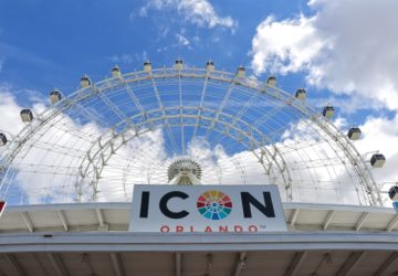 Things to do in Florida, things to do in Orlando, ICON Orlando, Orlando Eye