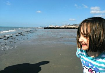 Holiday by the sea at Butlin's