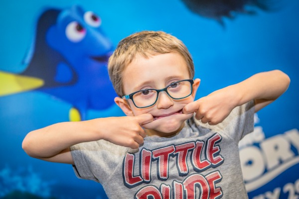 Finding Dory, Specsavers, Disney, glasses